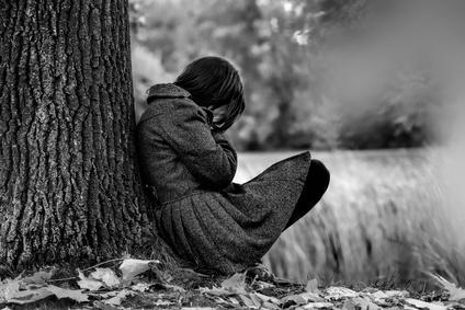 Autumn sadness