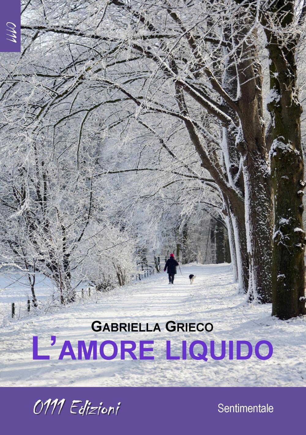 Cover L'amore liquido